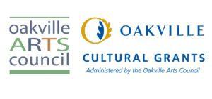 Oakville Arts Council Oakville Cultural Grants logo